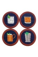 Smathers & Branson Gentlemen's Drinks Coasters