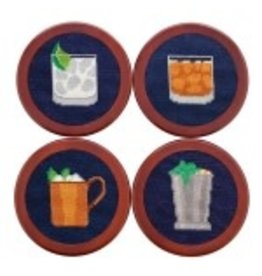 Smathers & Branson Gentlemen's Drinks Coasters