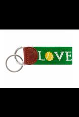 Smathers & Branson Love All Key Fob