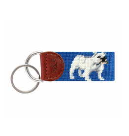 Smathers & Branson Bulldog Key Fob