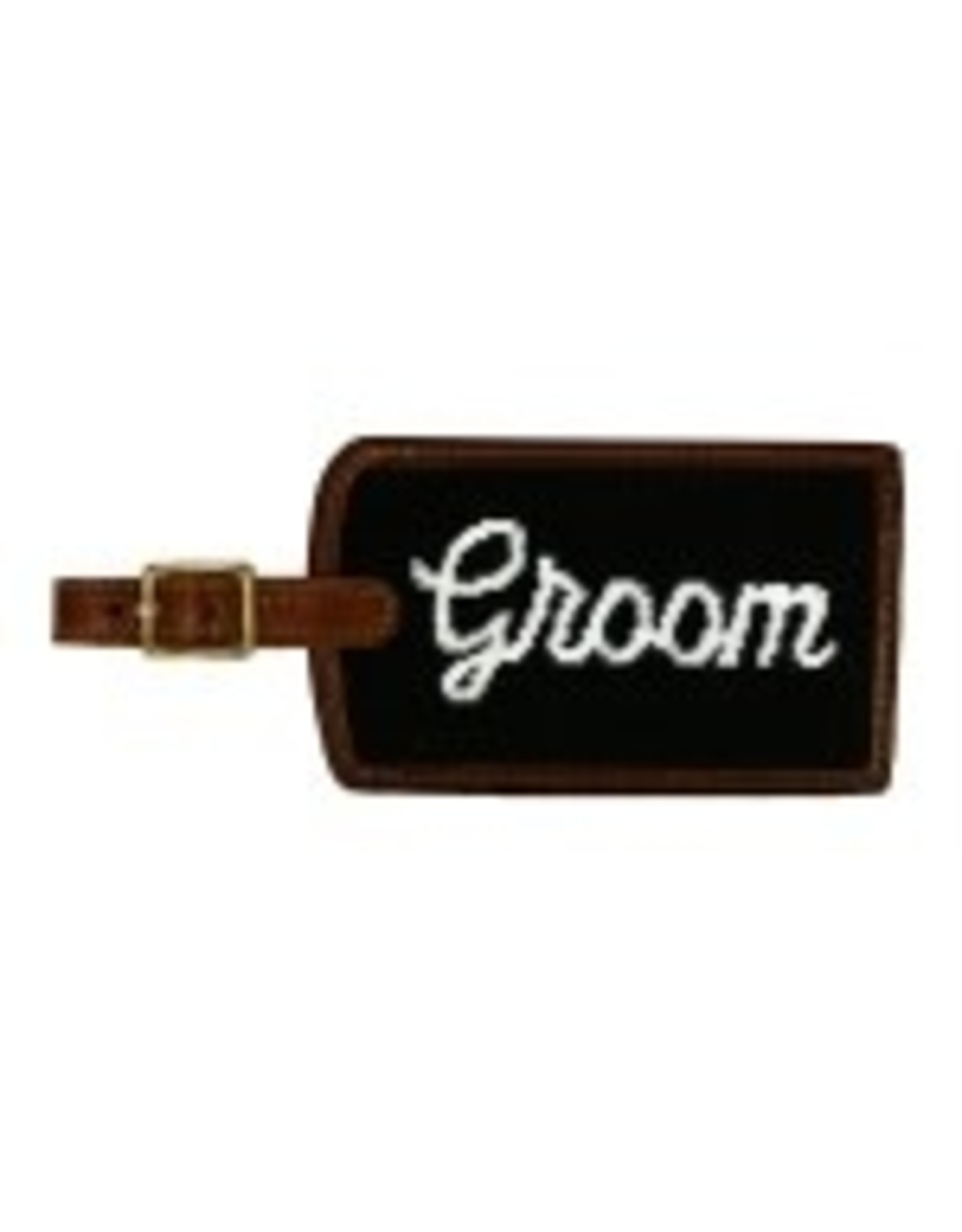 Smathers & Branson Groom Luggage Tag