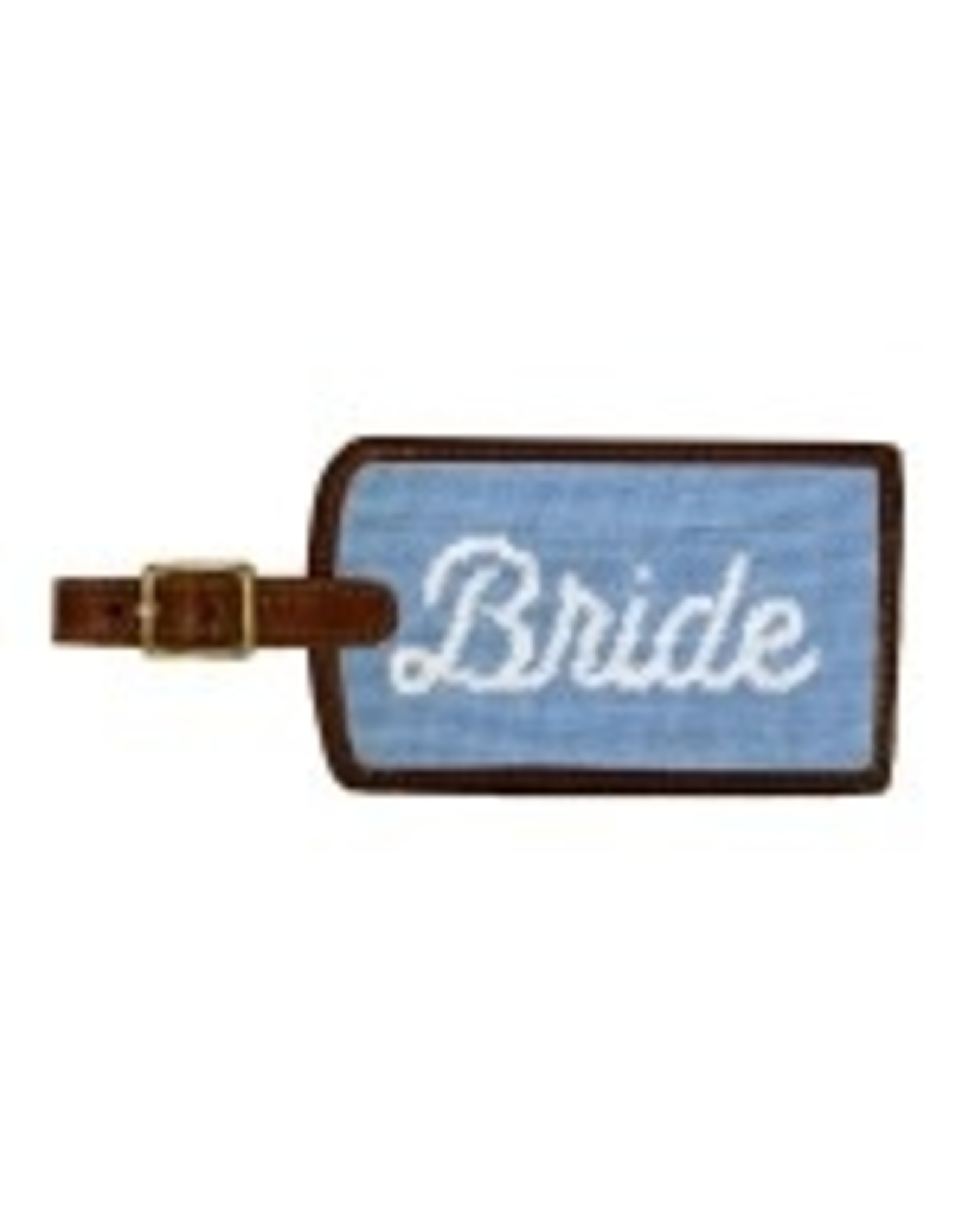 Smathers & Branson Bride Luggage Tag