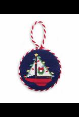 Smathers & Branson Christmas Sailboat Ornament