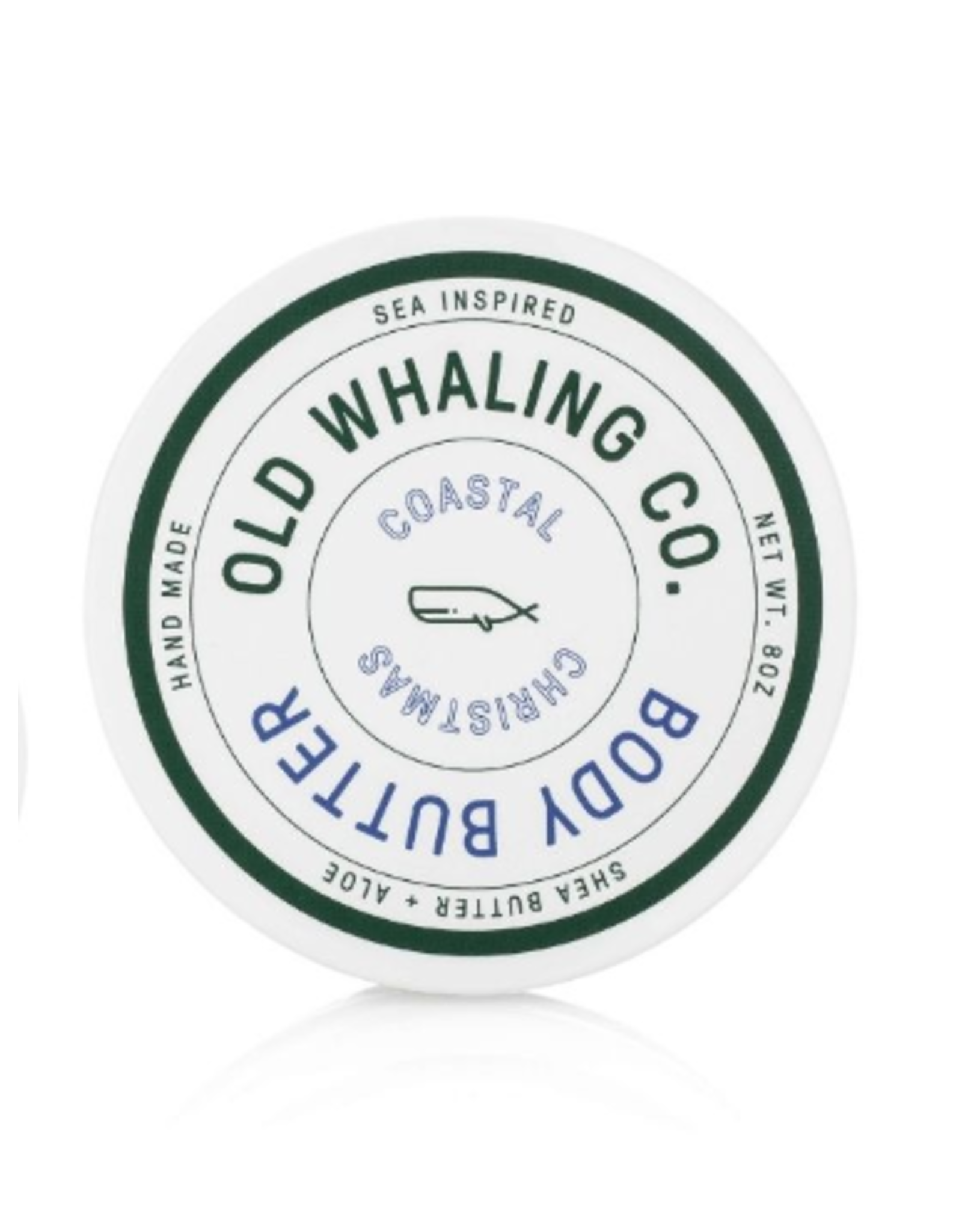 Old Whaling Co. Coastal Christmas 8oz Body Butter