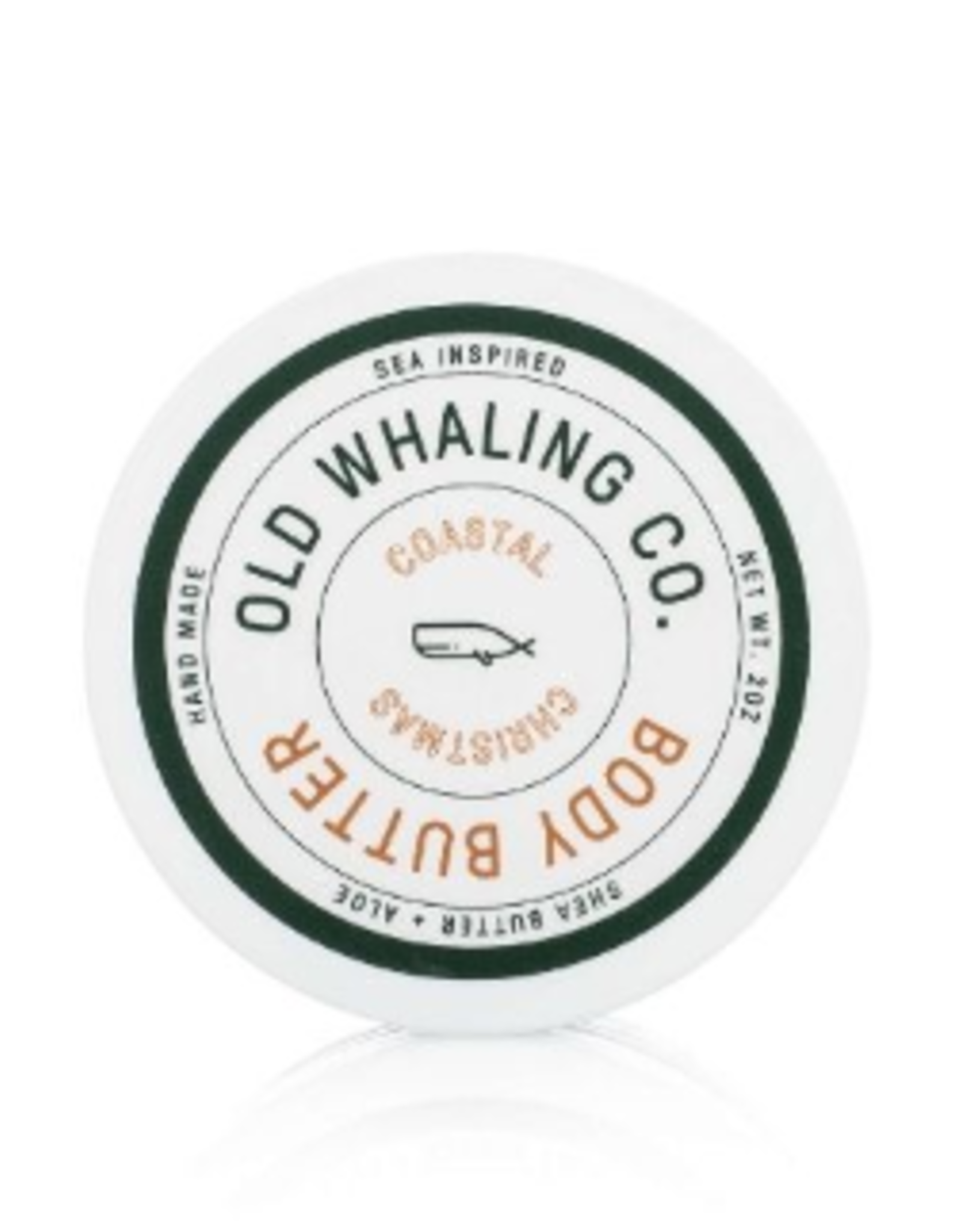 Old Whaling Co. Coastal Christmas 2oz Body Butter