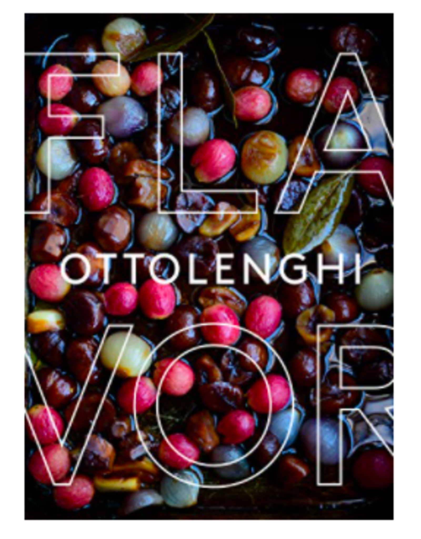 Random House Ottolenghi Flavor