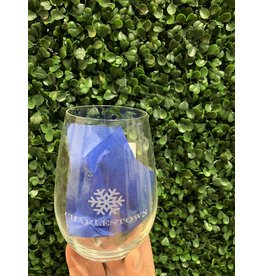 Maple Leaf at Home Charlestown with Snowflake Wine Glass