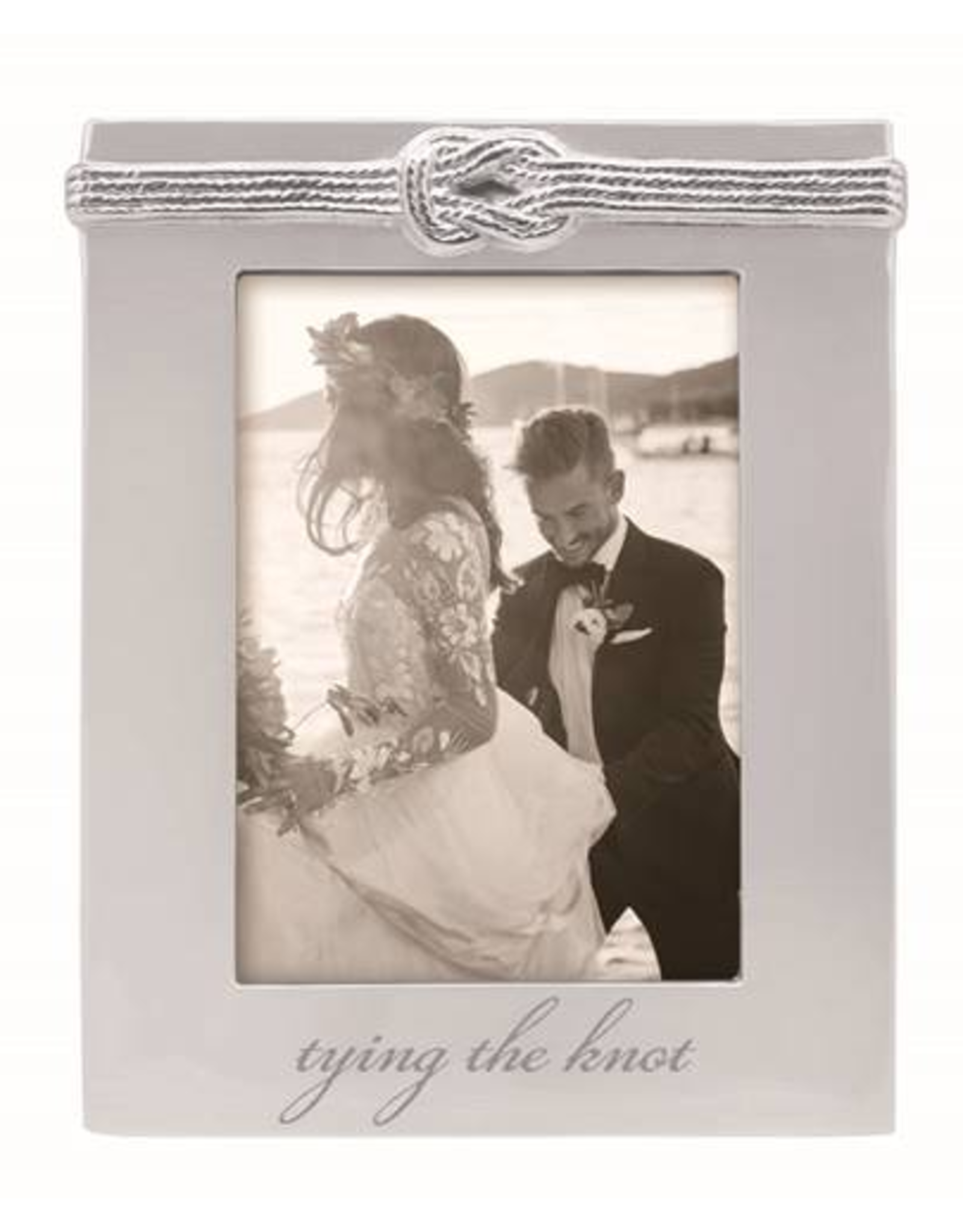 Mariposa Tying the Knot Frame 5x7
