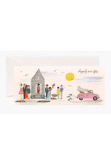 Rifle Paper Co. Wedding Send Off No. 10 Card