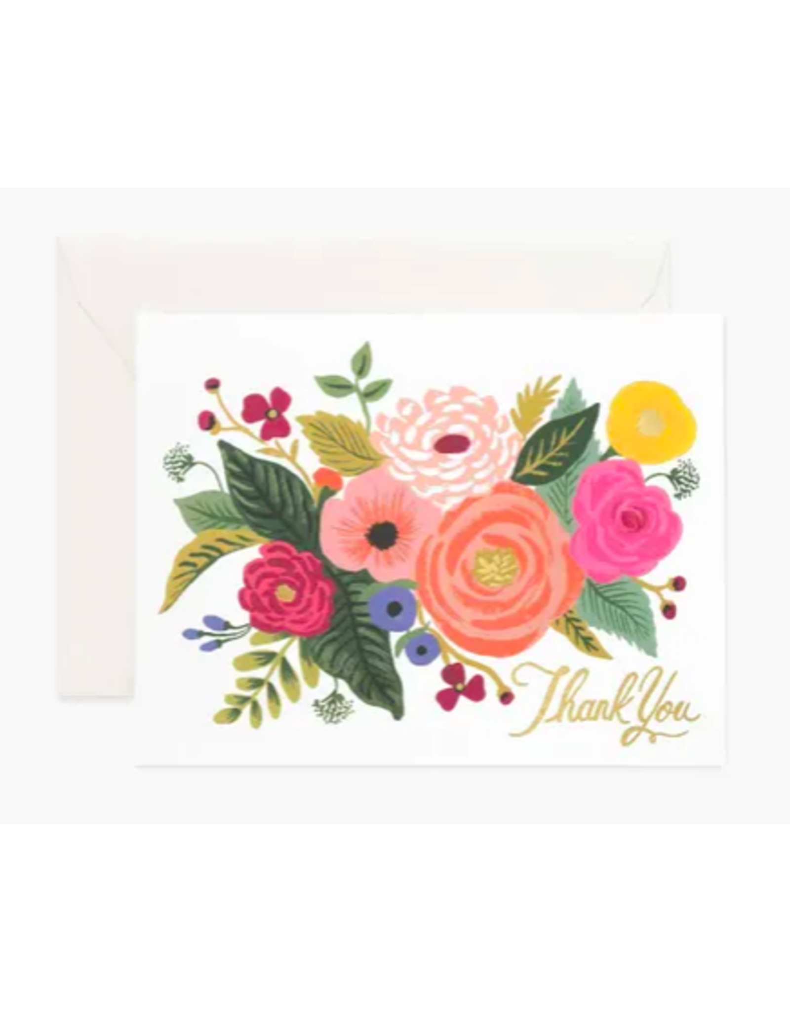 Rifle Paper Co. Juliet Rose Thank You Card