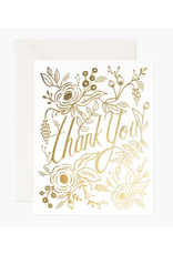Rifle Paper Co. Marion Thank You Cards - Boxed Set