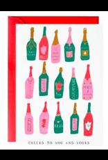 Mr. Boddington's Studio Let's Make a Toast Holiday Card Set