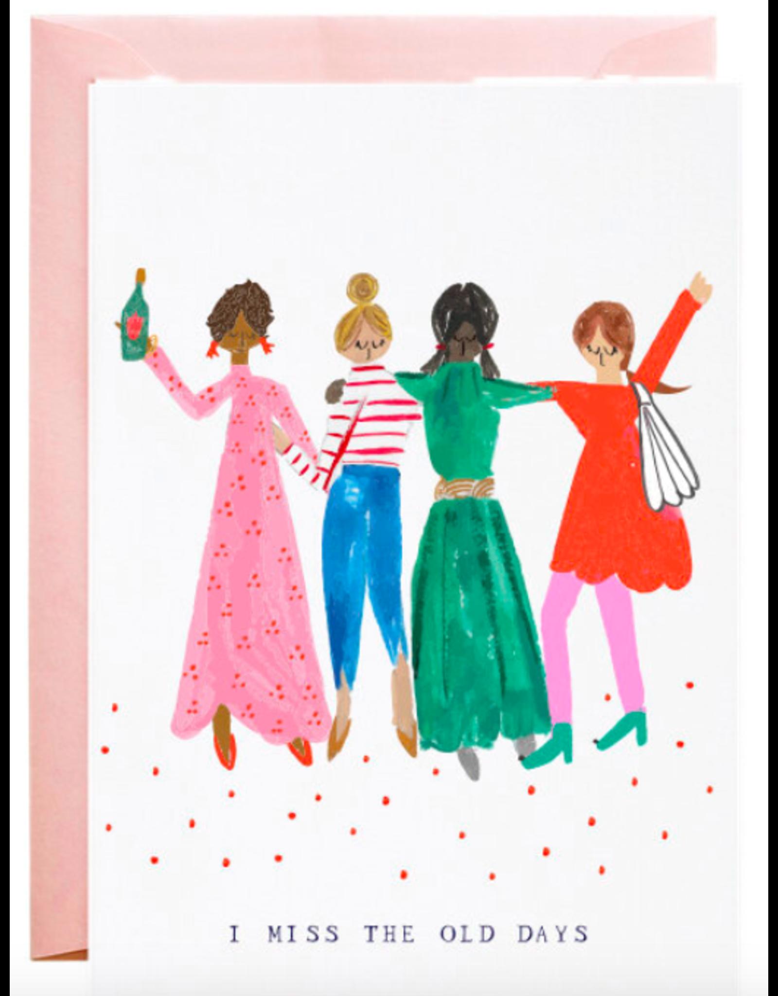 Mr. Boddington's Studio Girlfriends Where are You? Card