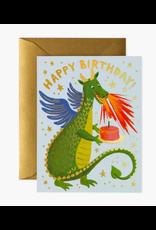 Rifle Paper Co. Birthday Dragon Card