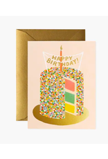 Rifle Paper Co. Layer Cake Card