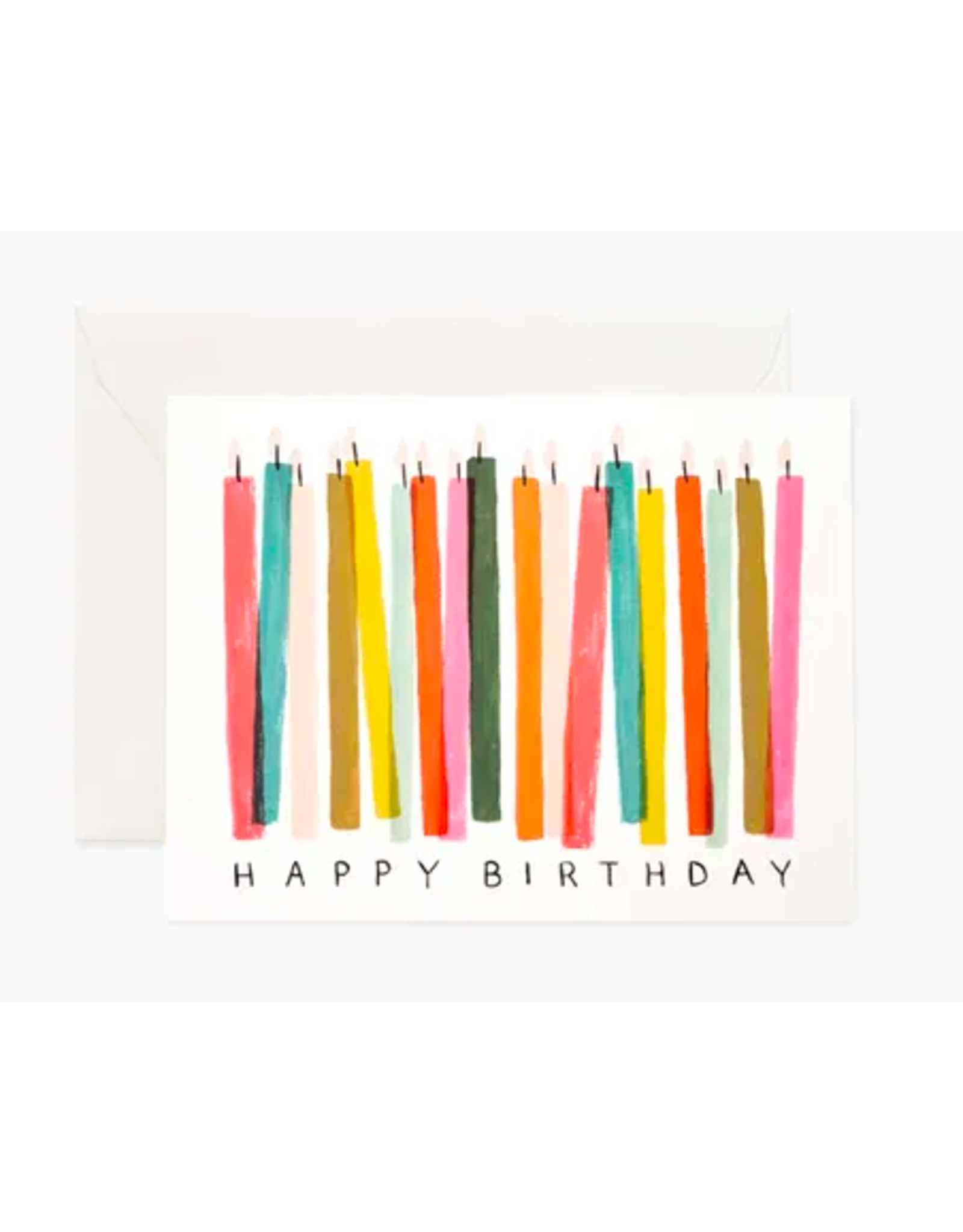 Rifle Paper Co. Birthday Candle Card