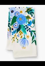 Rifle Paper Co. Garden Party Blue Tea Towel