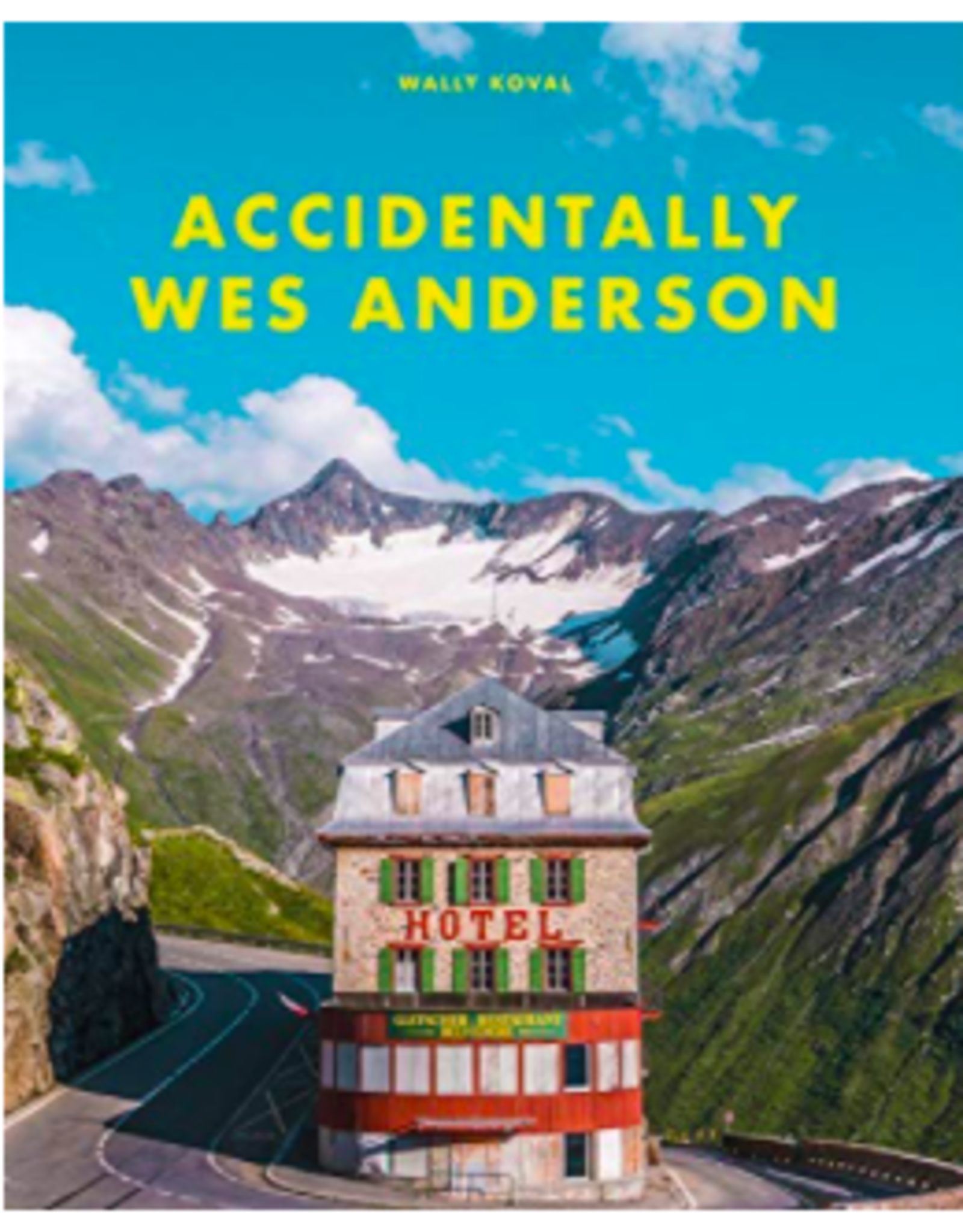 Hachette Accidentally Wes Anderson