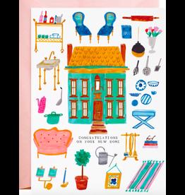 Mr. Boddington's Studio We Bought a Dollhouse Card