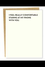 Sapling Press Phone Card