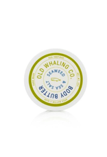 Old Whaling Co. Seaweed & Sea Salt 2oz Body Butter