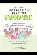 Hachette Little Instruction Book for Grandparents