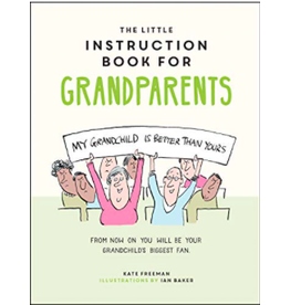 Hachette Little Instruction Book for Grandparents