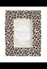 "Granada Leopard Print in Blush 4"" x 6"" Frame"