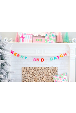 Kailo Chic Merry and Bright Felt Garland