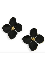 Zenzii Flower Earring Large