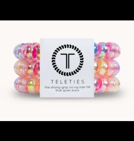 Teleties Large 3-Pack Eat Glitter for Breakfast Teleties