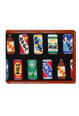 Smathers & Branson Beer Cans Bi-Fold Wallet