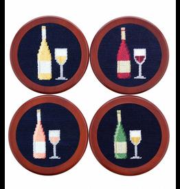 Smathers & Branson Wine Coasters