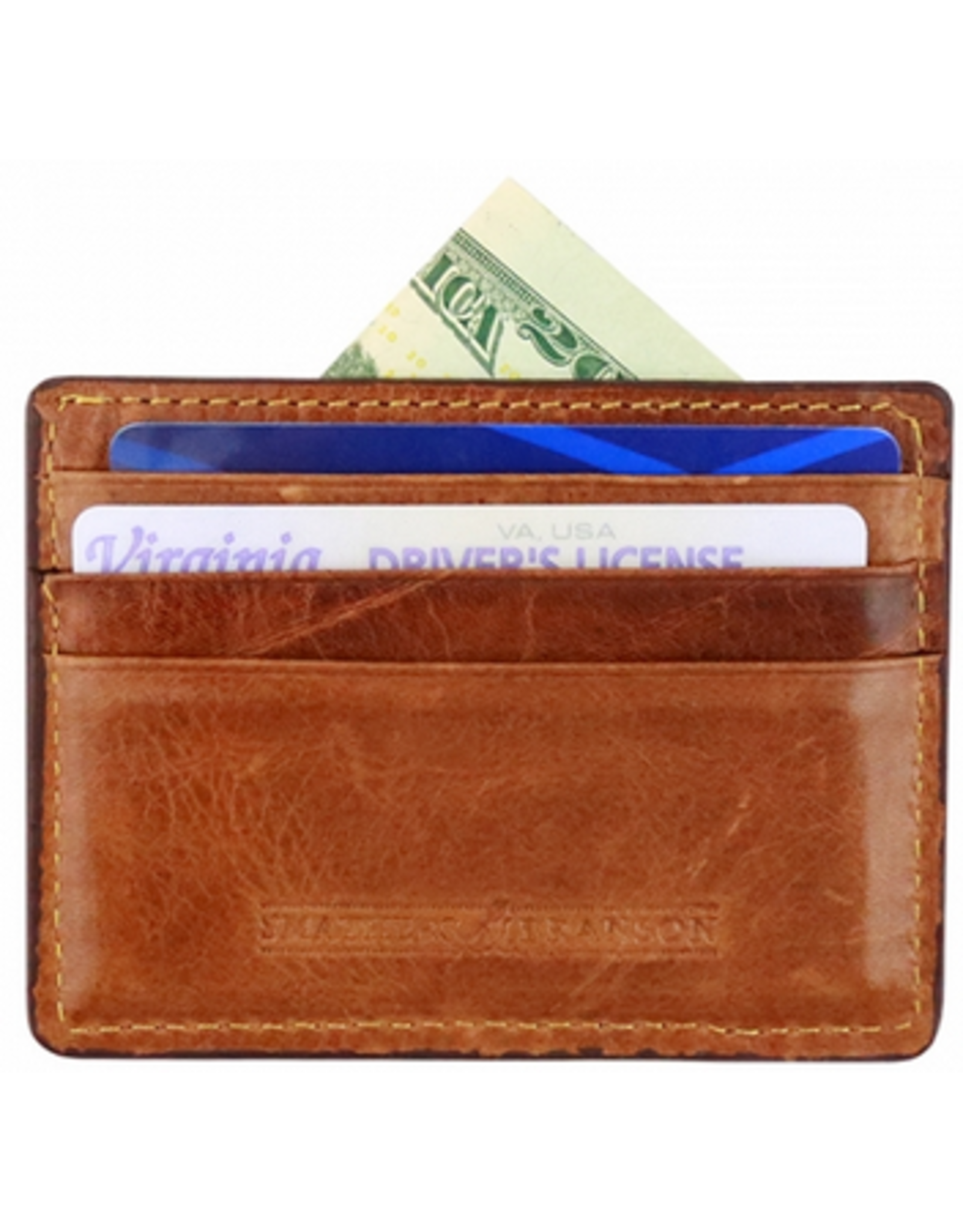 Smathers & Branson Anchor Card Wallet