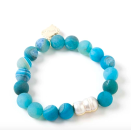 Fornash River Bracelet in Blue