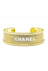 Fornash Chanel Cuff in Gold