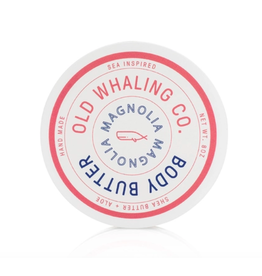 Old Whaling Co. Magnolia 8oz Body Butter