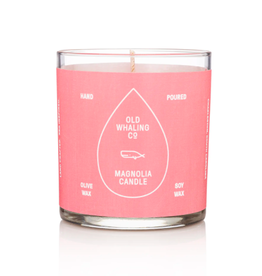 Old Whaling Co. Magnolia Candle