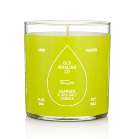 Old Whaling Co. Seaweed and Sea Salt Candle