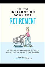 Hachette Little Instruction Book Retirement