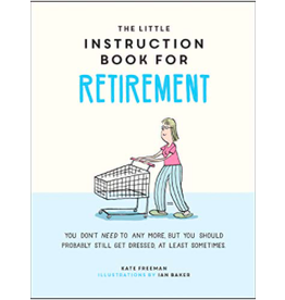 Hachette Little Instruction Book Retirement