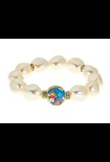Fornash Valley Bracelet in Pearl