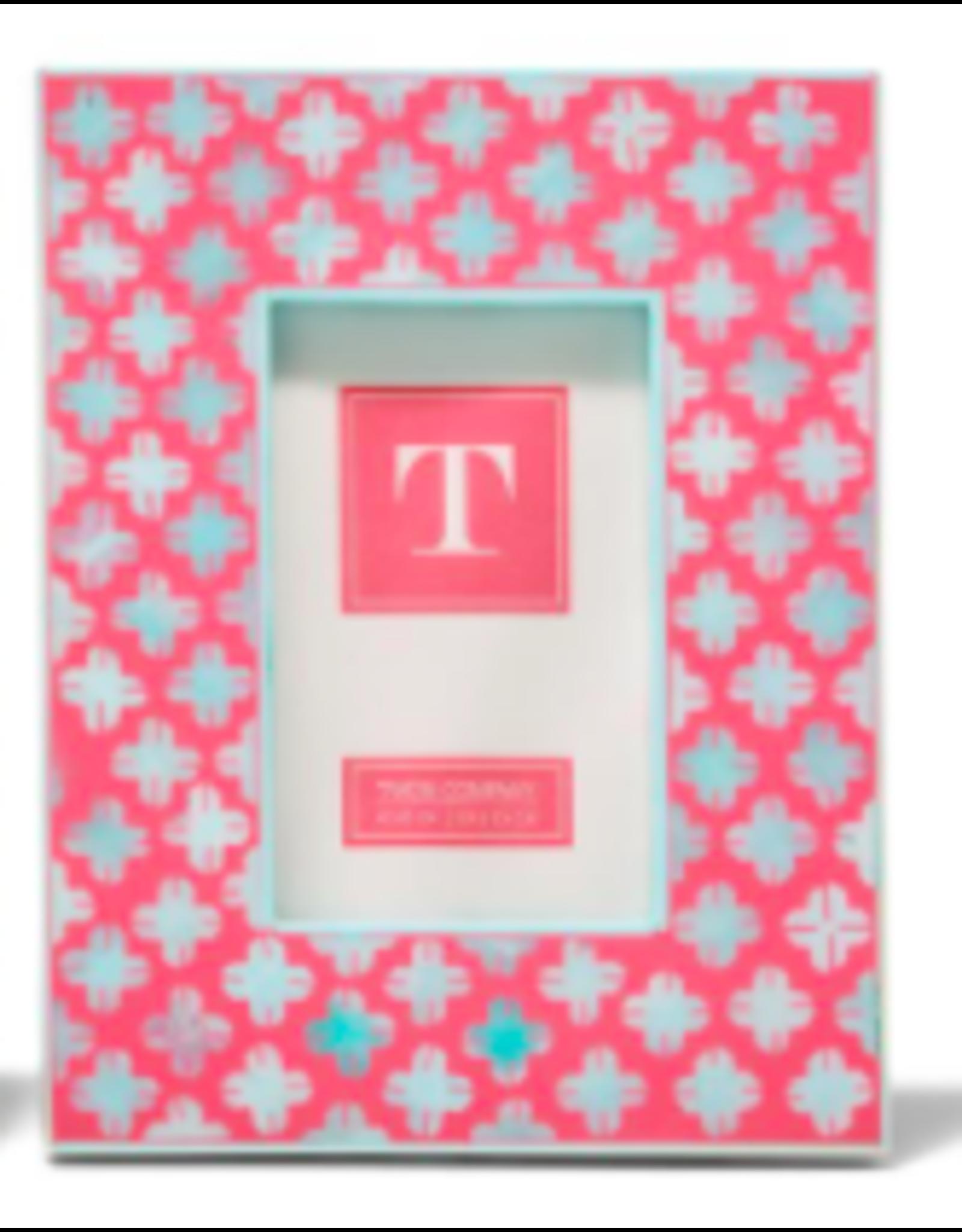 Hampton 4x6 Frame in Pink
