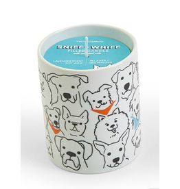 Dog Crew Lavender Candle