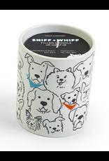 Dog Crew Lemongrass Candle