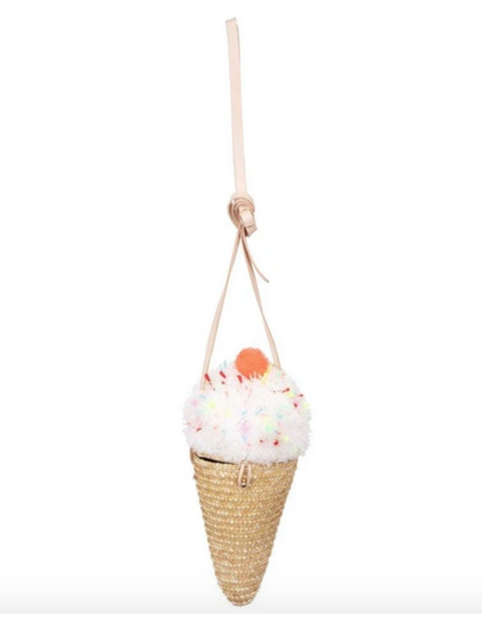 Meri Meri Ice Cream Straw Bag