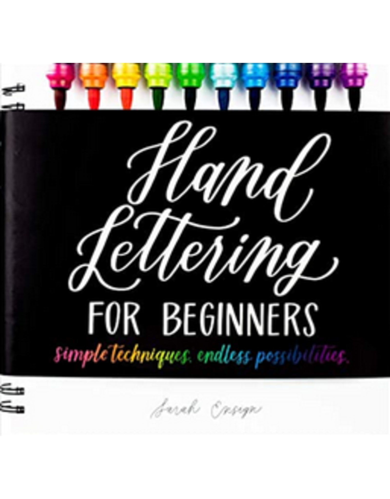 Random House Hand Lettering for Beginners