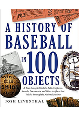 Hachette History of Baseball in 100 Objects