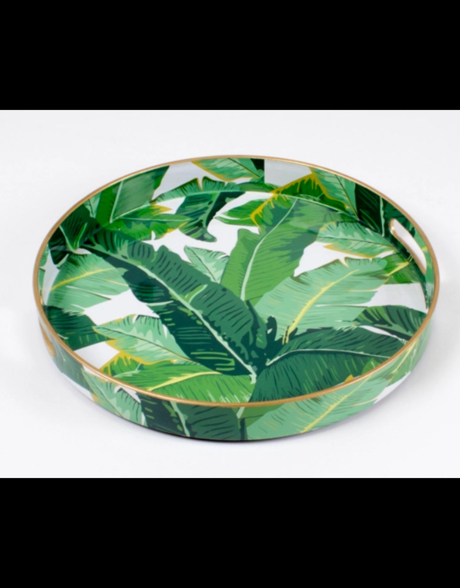 Botanical Leaf Tray