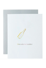 Chez  Gagne This Calls for Bubbly Card